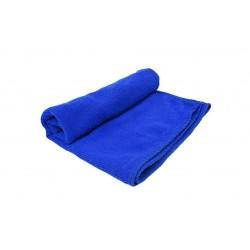 Laveta de Sters din Microfibra 30 x 70cm, Densitate 400g, Calitate Premium, Albastru