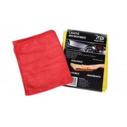 Laveta Microfibra, Mega Drive, Calitate premium, 30 x 40cm, Ecologic, Durabil, Absorbant, Diverse Culori