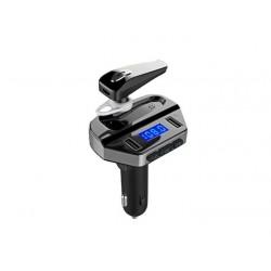 Modulator Auto FM MP3 Player 2 x Port USB, HandsFree, Casca Bluetooth, V6