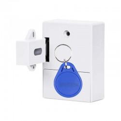 Incuietoare RFID Techstar®, EMID IC, Digital, Discret, Alb