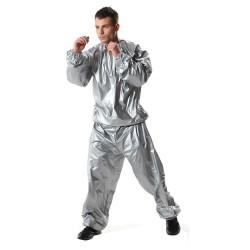 Costum pentru slabit/sudatie, sauna suit, universal