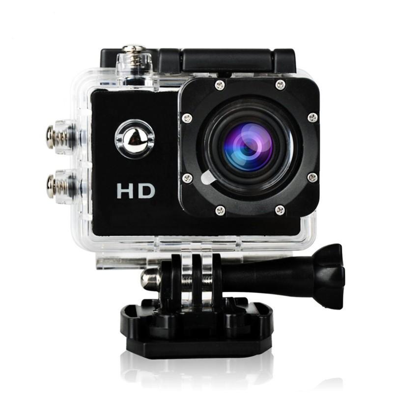 Camera Sport SJ4000 720P HD Black EXSports