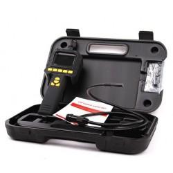 Camera Endoscop cu ecran LCD 2.4 inch iUni CEN30, Diametru 6 mm, 4 x LED, Lungime 1 m