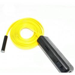Camera Endoscop iUni CM4-5, Wi-Fi, Compatibil iOS / Android, 6 x LED, Diametru 8 mm, lungime 5 m