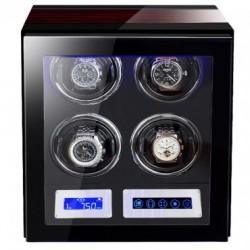 Cutie intors ceasuri automatice iUni, Luxury Watch Winder 4 Mahon