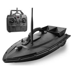 Barca plantat momeala iUni FB01, nadit, momit, 2 cuve, telecomanda
