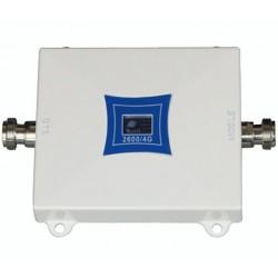 Repetor de semnal GSM Profesional iUni W17GGS, 4G/3G, Distantare antene 20m, Digital, Alb