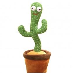 Jucarie de plus Cactus dansator - Danseaza, Canta, Imita