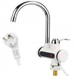 Robinet cu apa calda Timeless Tools, termostat si afisaj LED