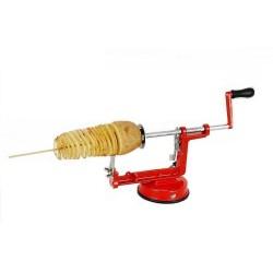 Aparat pentru taiat cartofi in spirala din inox, Potato Slicer Alsaruz