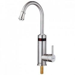 Robinet electric, instant pentru apa calda, cu display digital, 3 Kw, MIXXUS Electra 340-ES