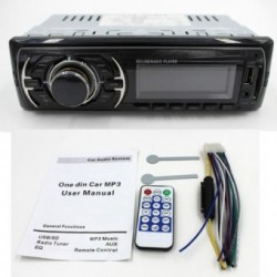 Casetofon Auto Player CarAudio SD USB AUX Mp3 Player