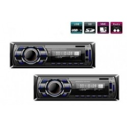 Casetofon Player Auto Caraudio SD USB Aux Mp3 Player