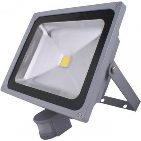 Proiector LED 50W Senzor de miscare