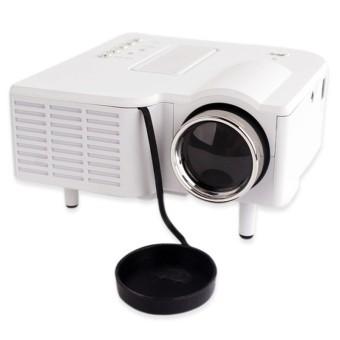 Videoproiector Led Mini Digital GX1 Compatibil VGA/USB/SD/AV/HDMI Multimedia