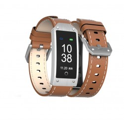 Bratara Sport Fitness Y2 Smartband Bluetooth Maro
