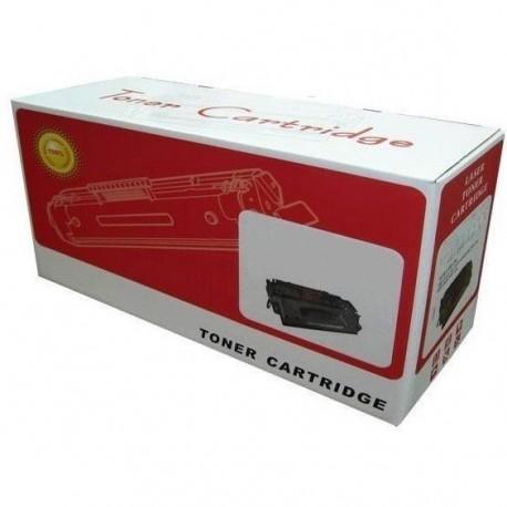 Cartus compatibil toner DLC HP 501A (Q6470A) / CANON CRG711 BK, 6K