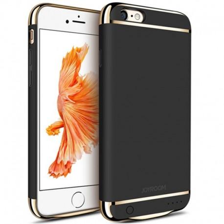 Husa Baterie Ultraslim iPhone 6 Plus/6s Plus, iUni Joyroom 3500mAh, Black