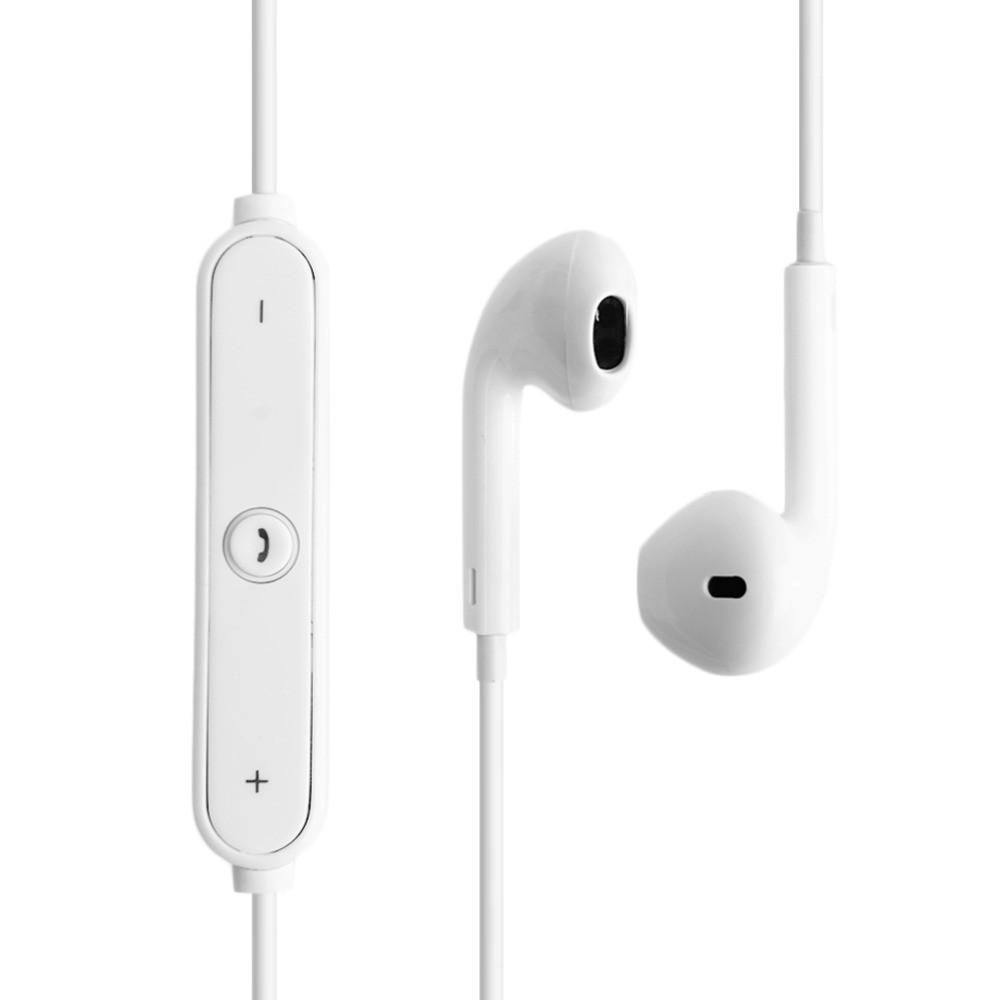 Casti Bluetooth iUni CB10, White