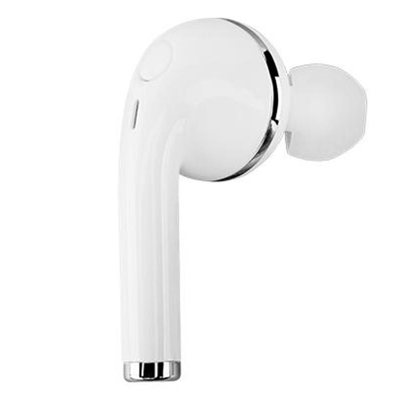 Casca Bluetooth iUni CB01, Handsfree, White imagine techstar.ro 2021