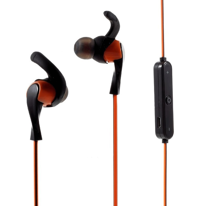 Casti Bluetooth iUni CB11, Orange