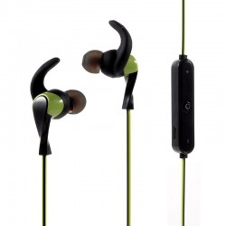 Casti Bluetooth iUni CB11, Green
