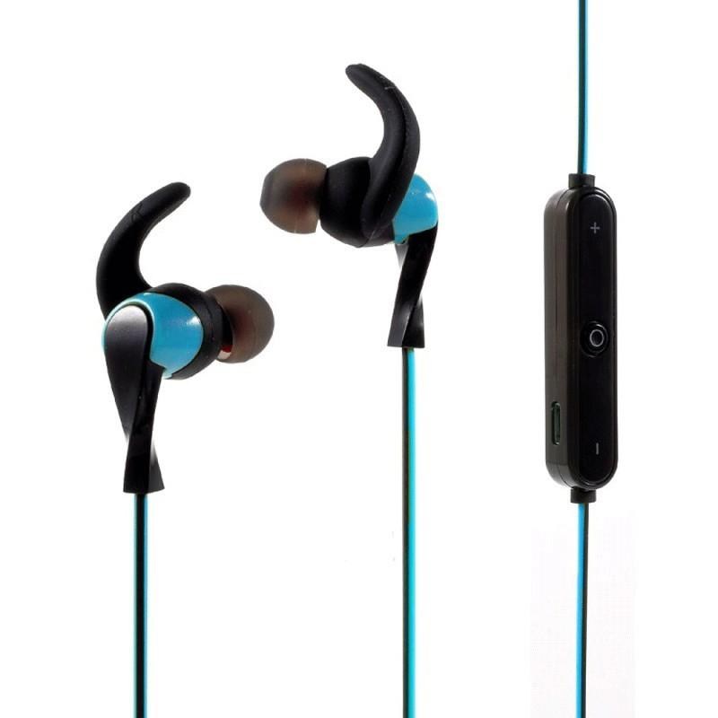 Casti Bluetooth iUni CB11, Blue imagine techstar.ro 2021