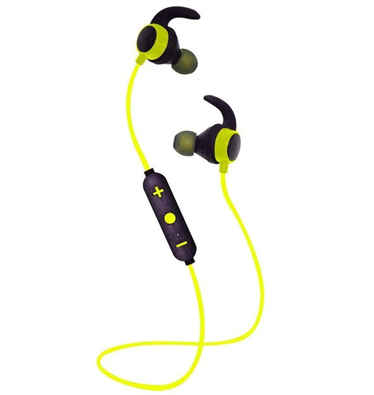 Casti Bluetooth iUni CB12, Yellow