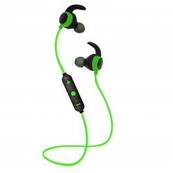 Casti Bluetooth iUni CB12, Green