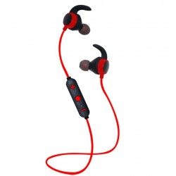 Casti Bluetooth iUni CB12, Red