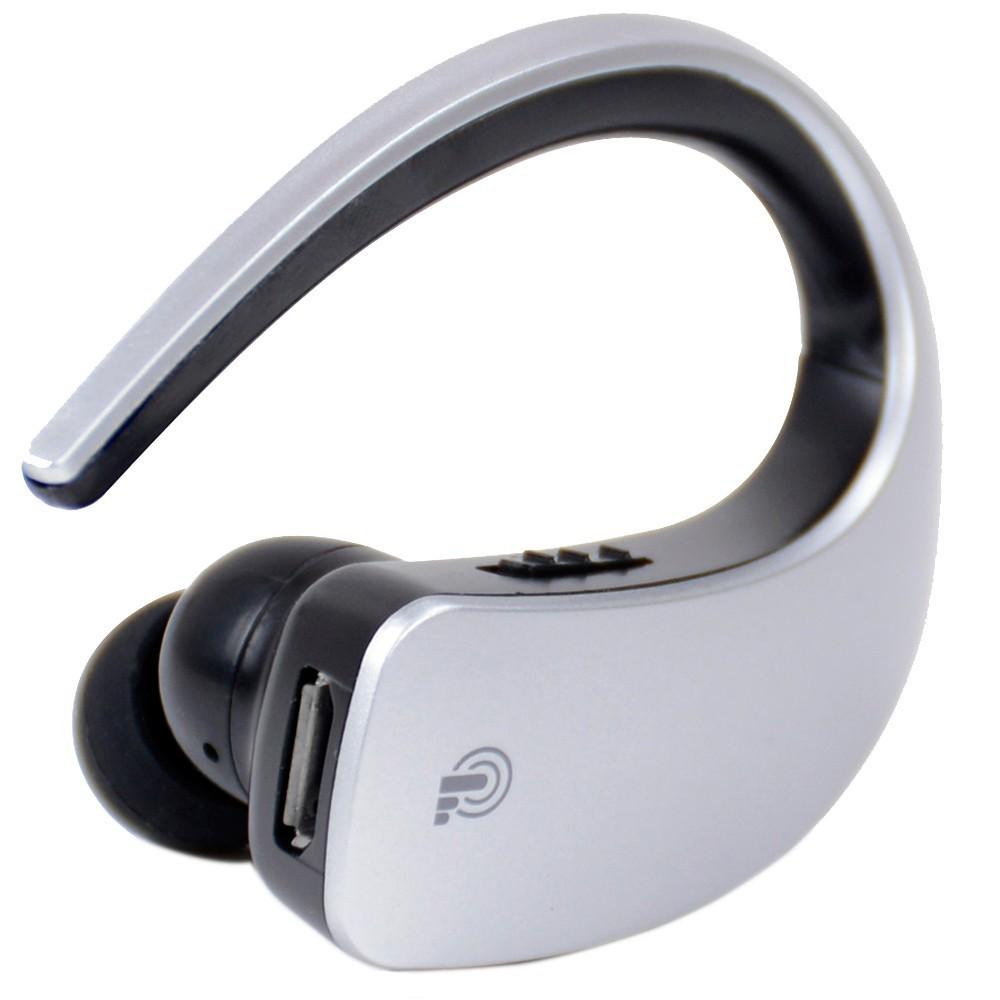 Casca Bluetooth cu Touch iUni CB05, Handsfree, Silver
