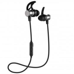 Casti Bluetooth iUni CB07 Cu Magnet, Silver