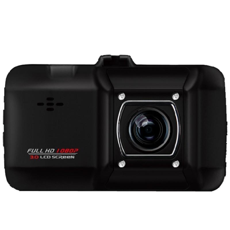 Camera Auto iUni Dash i18, Full HD, Display 3.0 inch, Night vision, Parking monitor, Lentila Sharp 6