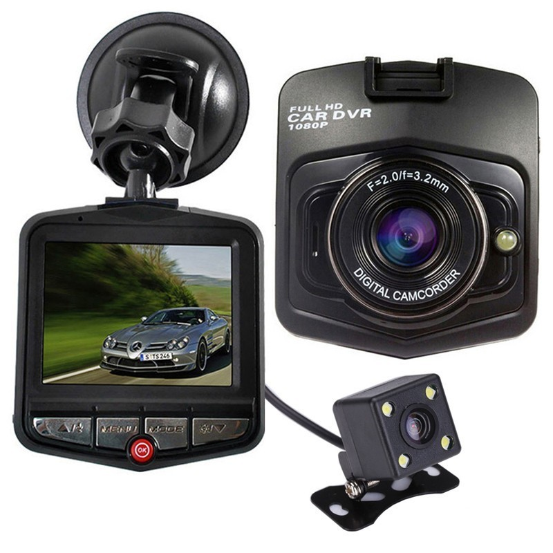 Camera auto Dubla iUni Dash 806, Full HD, 12Mpx, 2.5 Inch, 170 grade, Parking monitor, G senzor, Senzor de miscare imagine techstar.ro 2021