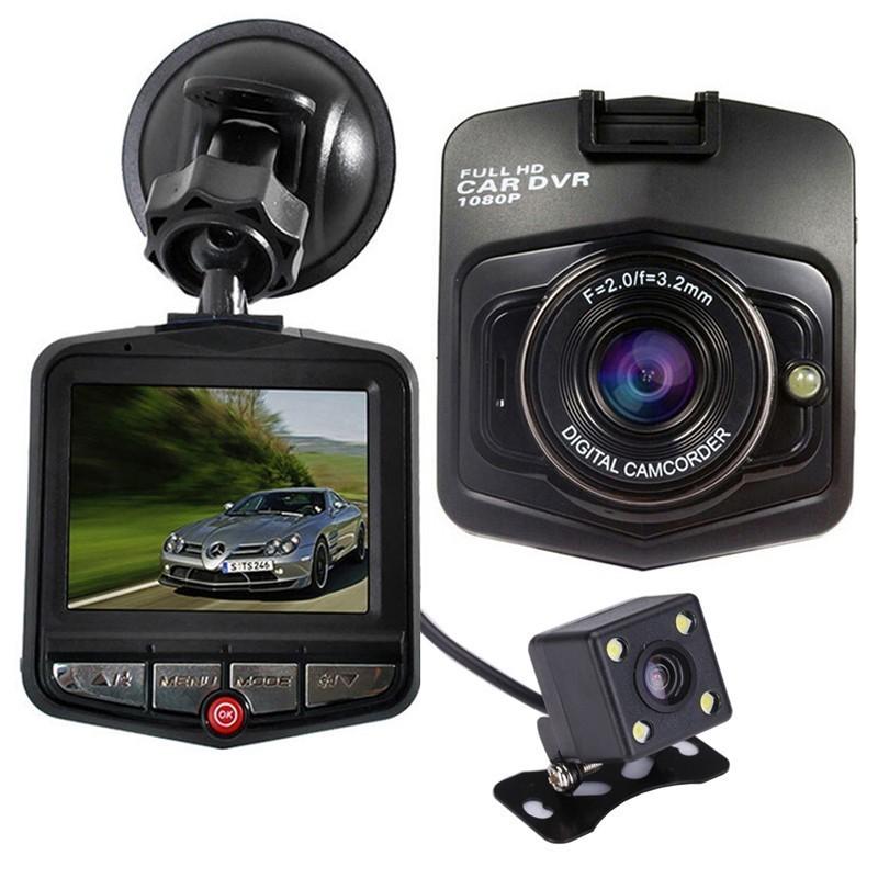 Camera auto Dubla iUni Dash 806, Full HD, 12Mpx, 2.5 Inch, 170 grade, Parking monitor, G senzor, Sen