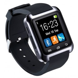 Smartwatch U-Watch BT-U80 Negru