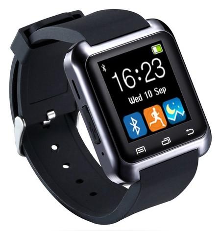 Smartwatch U-Watch BT-U80 Negru