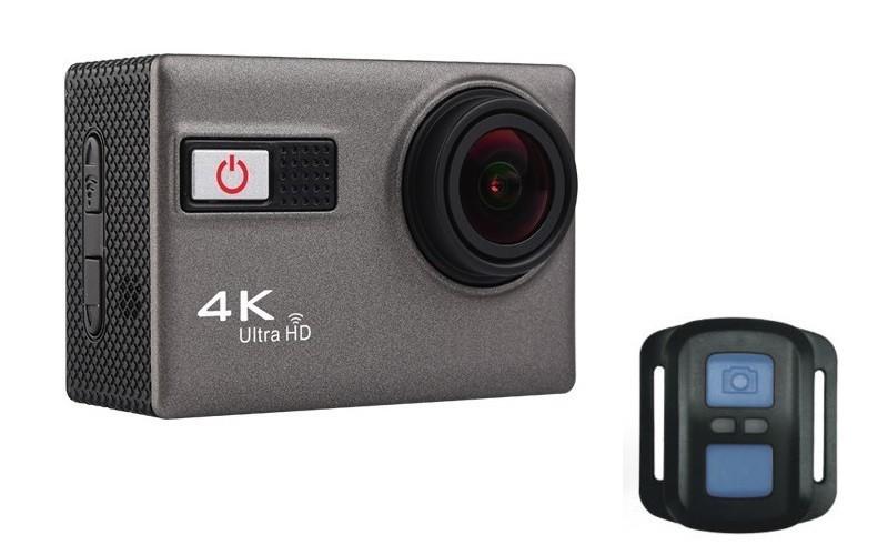 Camera Video Sport 4K 24fps iUni Dare 95i, WiFi, telecomanda, mini HDMI, 2 inch LCD, + Sport Kit imagine techstar.ro 2021