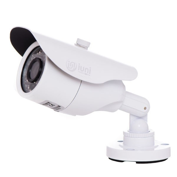 Camera Supraveghere iUni ProveCam CMOS AHD-L001, 1MP, 24 led IR, lentila fixa 3,6mm imagine techstar.ro 2021