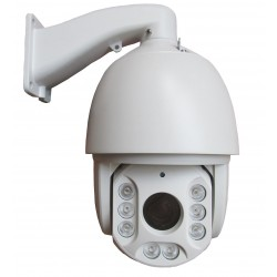 Camera Supraveghere speed-dome iUni ProveCam FHD 2025, 2MP, CMOS 1/3, 1080p, 8 BIG led IR, zoom optic 18x, PTZ