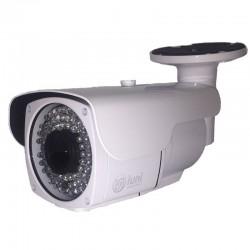 Camera supraveghere iUni ProveCam AHD 1018C, lentila varifocala 2.8 - 12mm, 1MP, 72 led IR