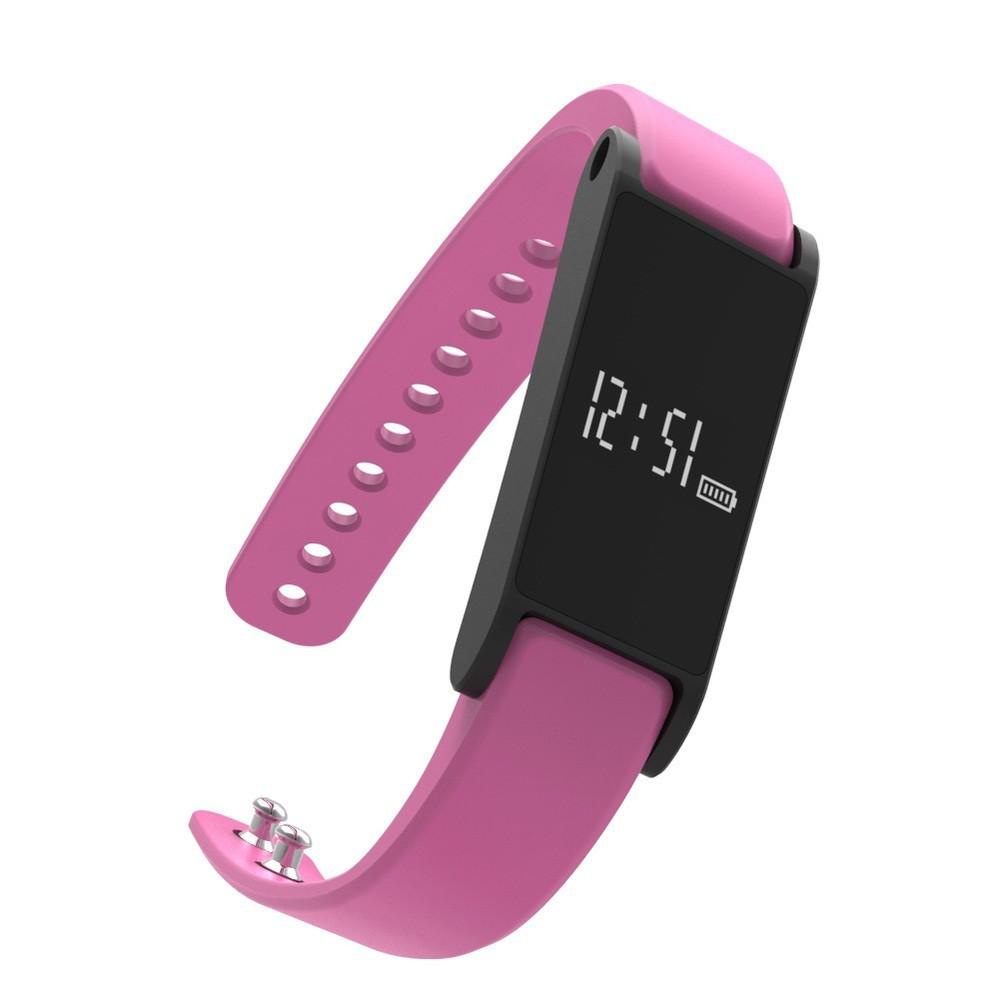 Smartwatch Bratara Smart U-Watch BT-I6 ROZ