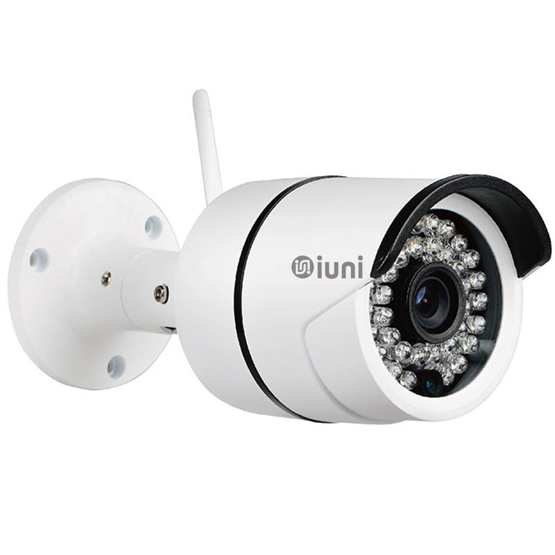 Camera Supraveghere IP iUni ProveCam IP2654W Full HD 1080P, 2 MP, 36 leduri