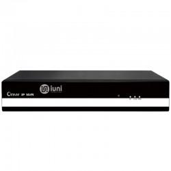 NVR 4 Canale 720p iUni ProveNVR 7004L, mouse, HDMI, AHD, 2 USB, LAN