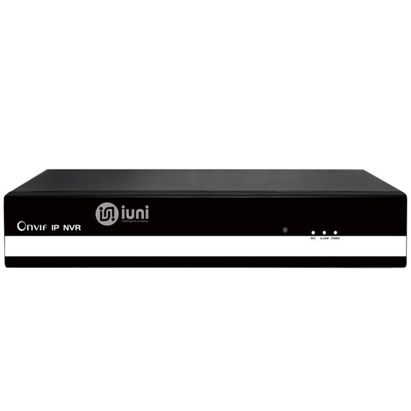 NVR 4 Canale 720p iUni ProveNVR 7004L, mouse, HDMI, AHD, 2 USB, LAN imagine techstar.ro 2021
