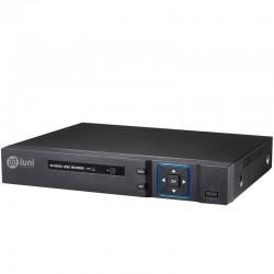 DVR 4 Canale HD 1080H iUni ProveDVR 6404M, mouse, HDMI, AHD, 2 USB, LAN, PTZ, 4 canale audio