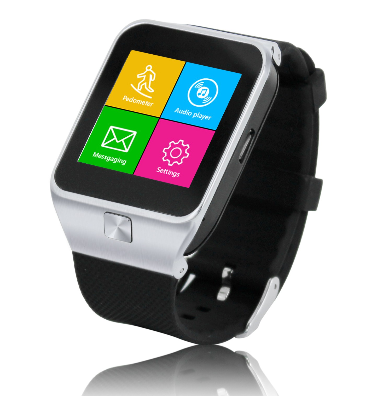 Smartwatch U-Watch Y28 Bluetooth compatibil MicroSD