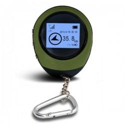 Mini GPS, iUni i12 Mini Breloc cu un ecran electronic
