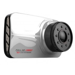 Camera Auto iUni Dash i28 Full Hd, Night Vision si Parking Mode, 170 grade, Senzor G