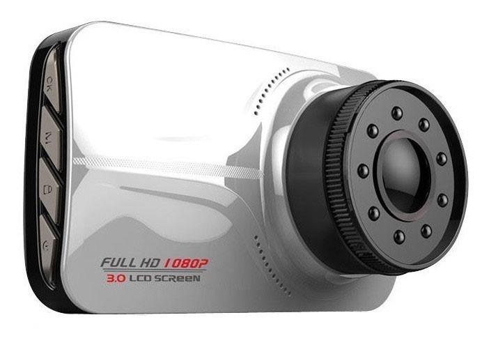 Camera Auto iUni Dash i28 Full Hd, Night Vision si Parking Mode, 170 grade, Senzor G